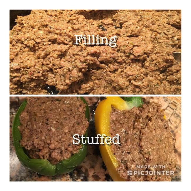 Filling-Stuffed
